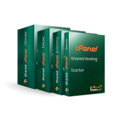 cPanel Shared Hosting