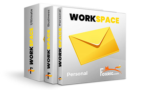 WorkSpace Email Plans